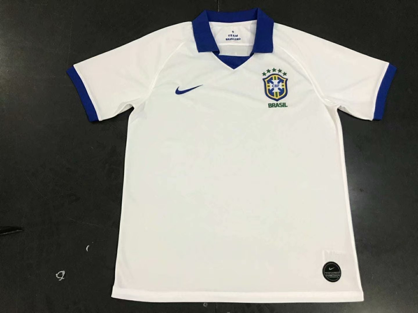 AAA Quality Brazil 19/20 Away White Soccer Jersey