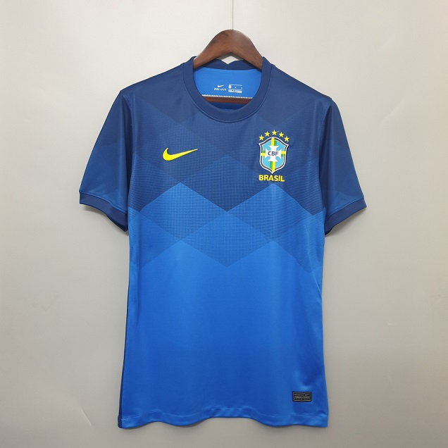 AAA Quality Brazil 20/21 Away Soccer Jersey