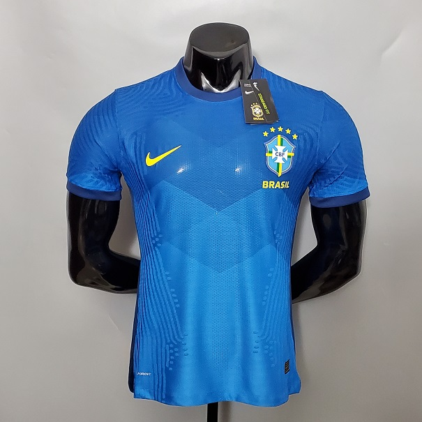 AAA Quality Brazil 20/21 Away Soccer Jersey(Player)