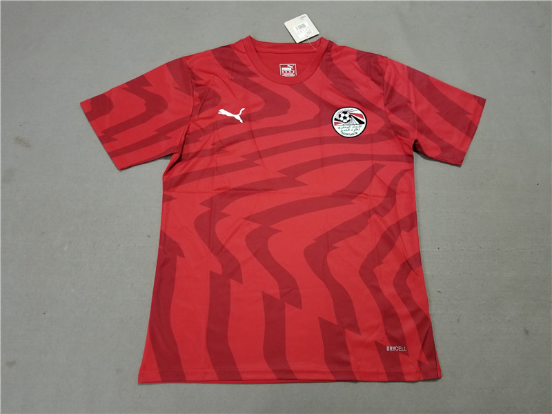 AAA Quality Egypt 19/20 Home Soccer Jersey