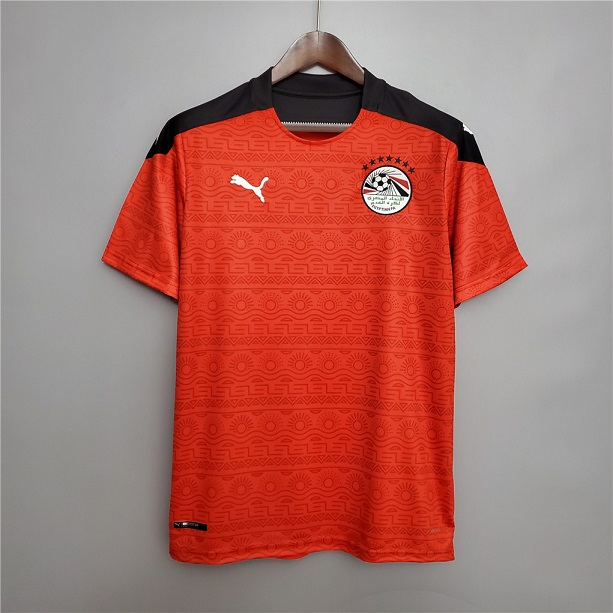 AAA Quality Egypt 20/21 Home Soccer Jersey