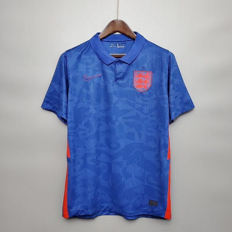 AAA Quality England 2020 European Cup Away Soccer Jersey
