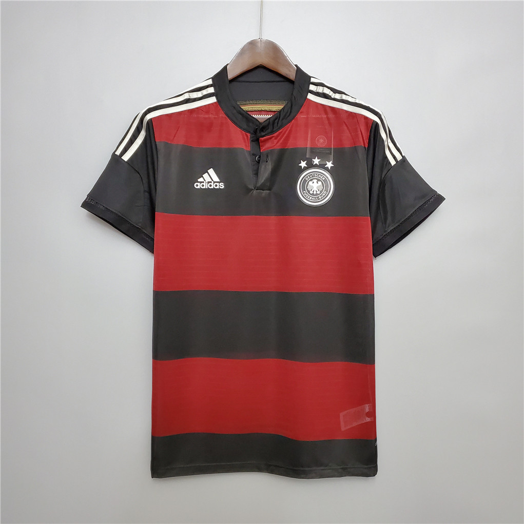AAA Quality Germany 2014 World Cup Away Soccer Jersey