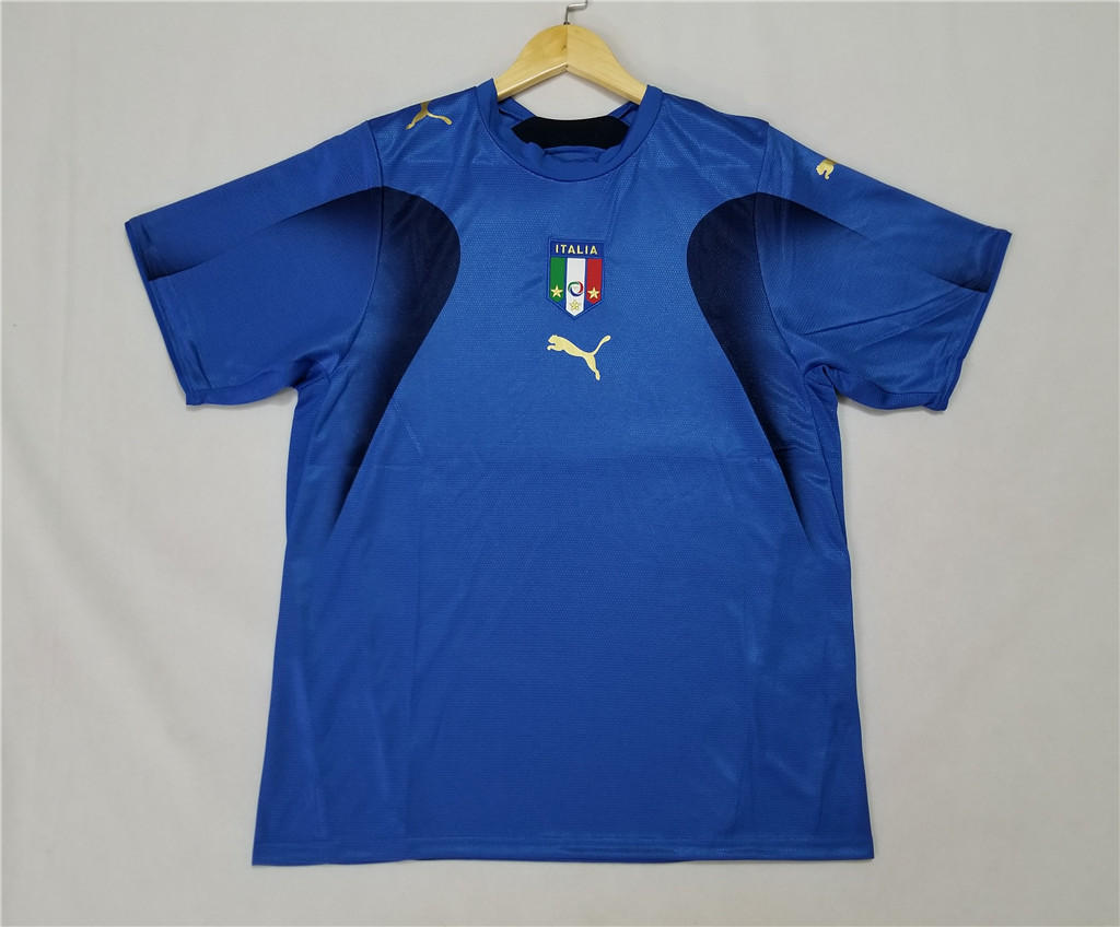 AAA Quality Italy 2006 World Cup Home Soccer Jersey