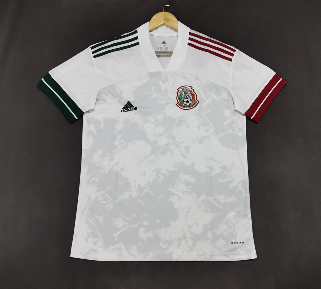 AAA Quality Mexico 19/20 Away White Soccer Jersey