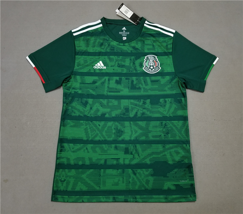 AAA Quality Mexico 19/20 Special Green Soccer Jersey