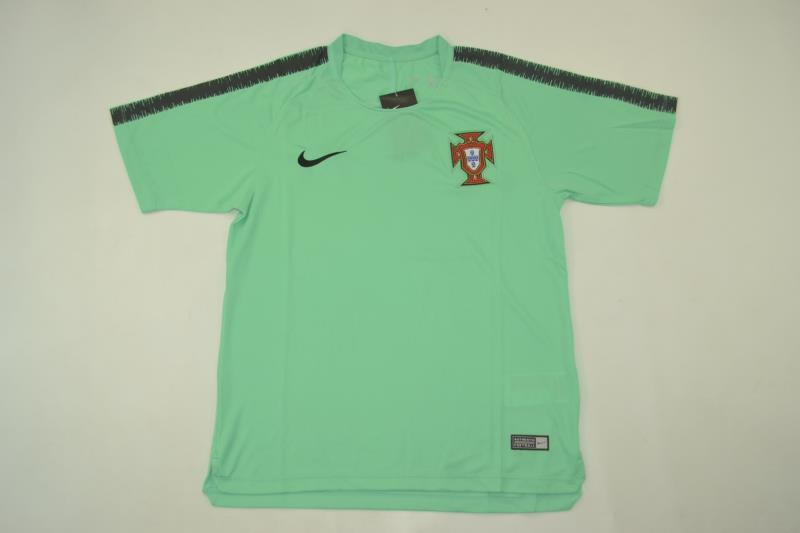 AAA Quality Portugal 2018 Green Training Jersey