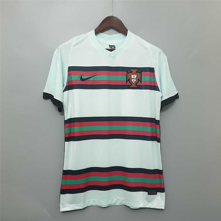 AAA Quality Portugal 2020 European Cup Away Soccer Jersey