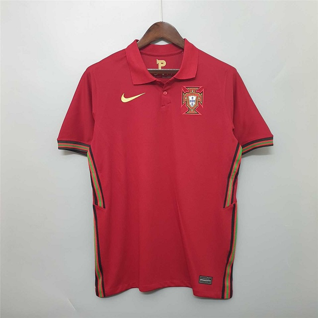 AAA Quality Portugal 2020 European Cup Home Soccer Jersey