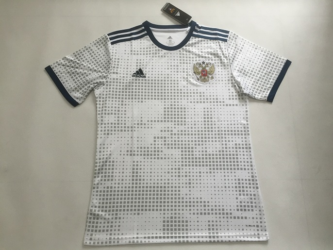 AAA Quality Russia 2018 World Cup Away Soccer Jersey