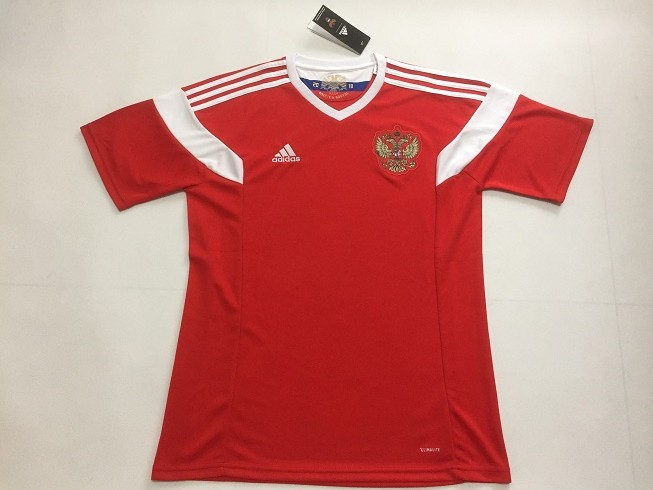 AAA Quality Russia 2018 World Cup Home Soccer Jersey
