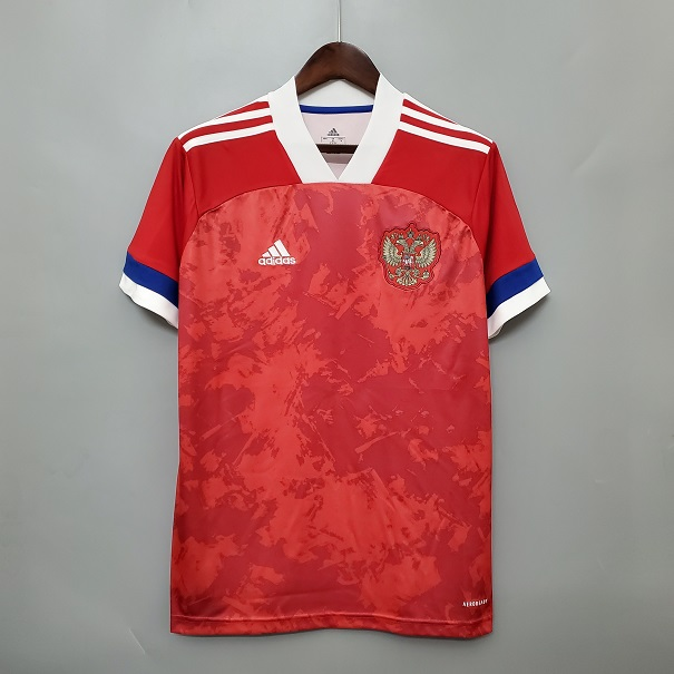 AAA Quality Russia 2020 European Cup Home Soccer Jersey