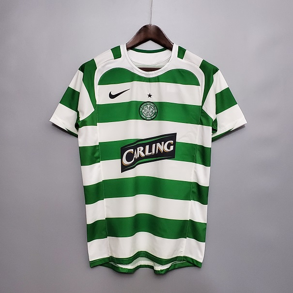 AAA Quality Celtic 05/06 Home Soccer Jersey