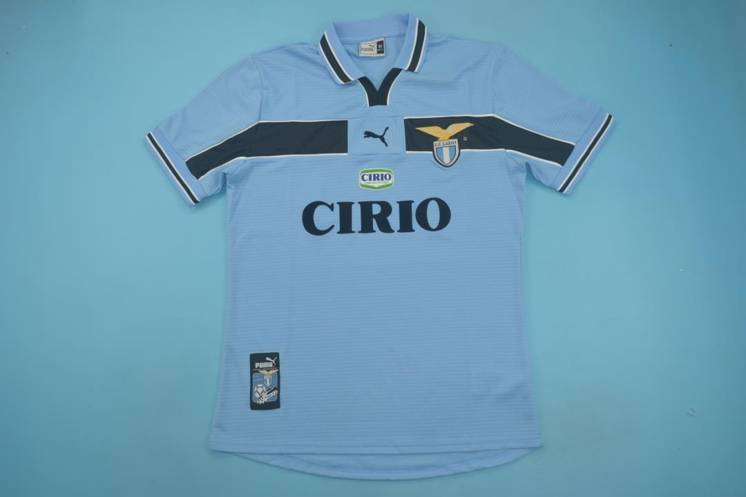 AAA Quality Lazio 99/00 Home Soccer Jersey