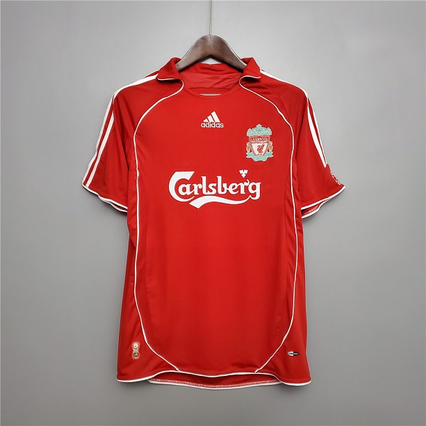 AAA Quality Liverpool 06/07 Home Soccer Jersey
