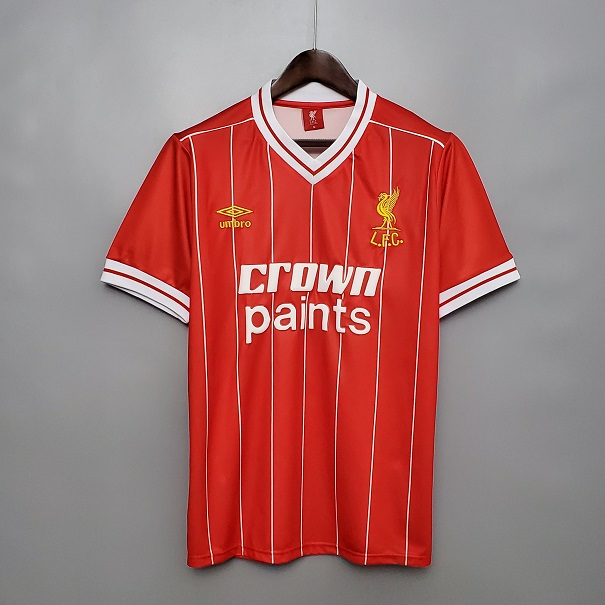 AAA Quality Liverpool 81/84 Home Soccer Jersey