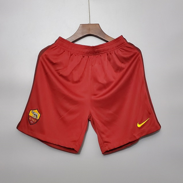 AAA Quality Roma 20/21 Home Long Soccer Jersey