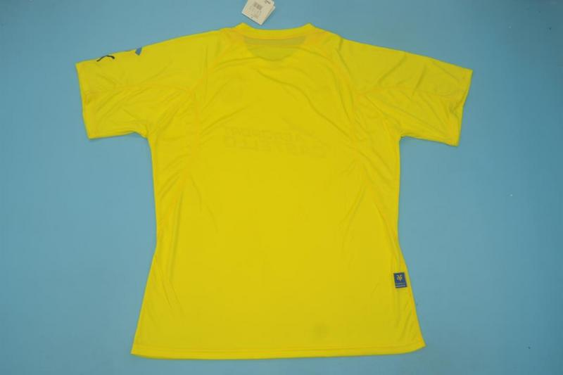 AAA Quality Villarreal 05/06 Home Soccer Jersey