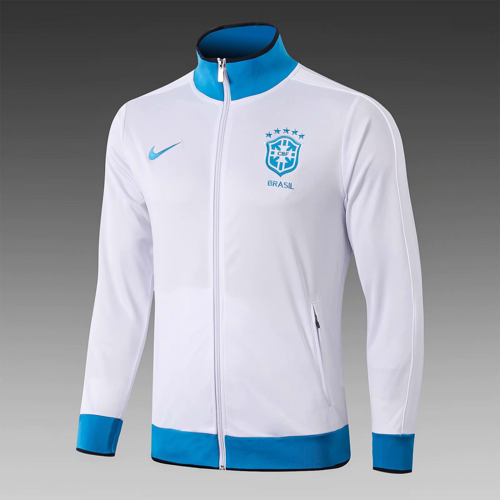 AAA Quality Brazil 19/20 Jacket - White