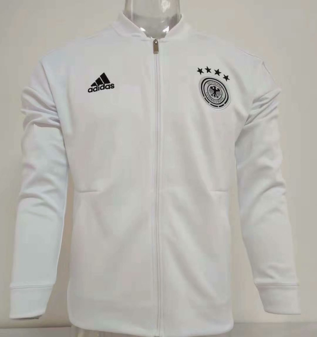 AAA Quality Germany 18/19 Jacket - White