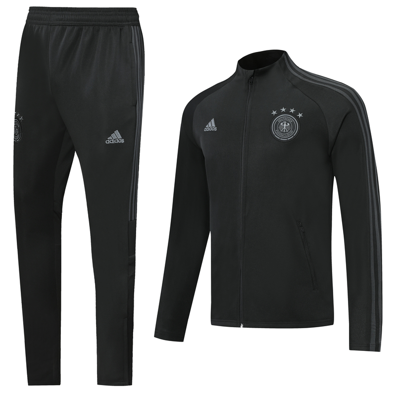 AAA Quality Germany 2020 Tracksuit - Black
