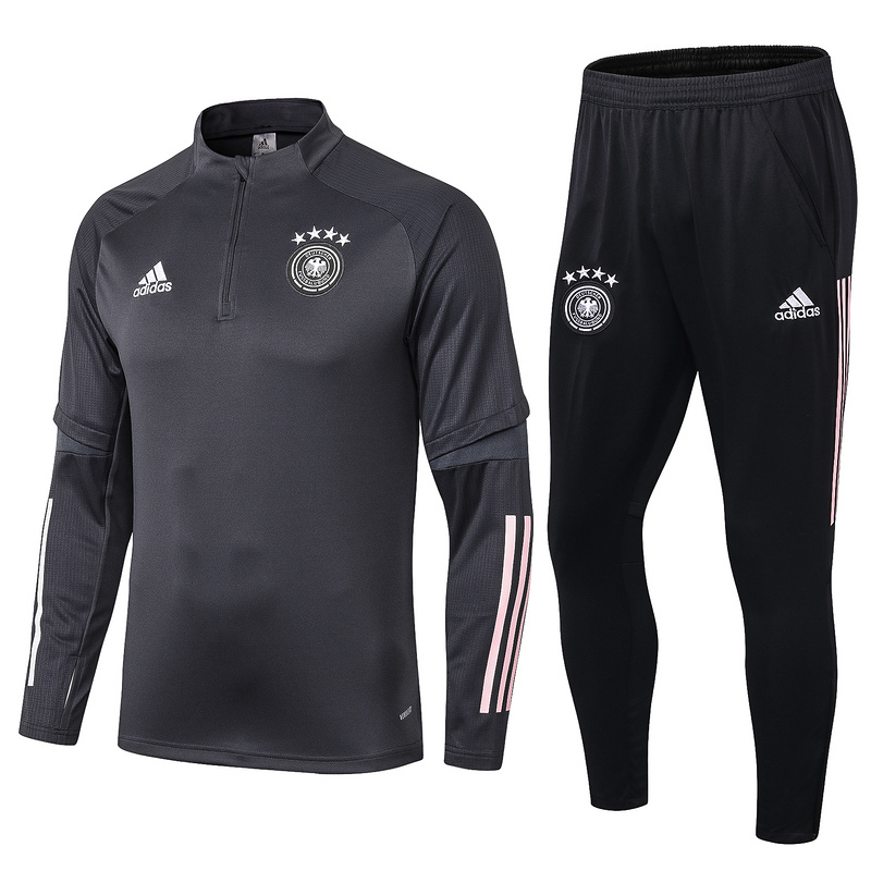 AAA Quality Germany 2020 Tracksuit - Dark Grey