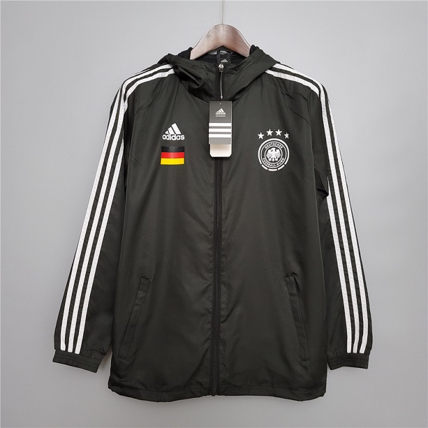 AAA Quality Germany 20/21 Wind Coat - Black