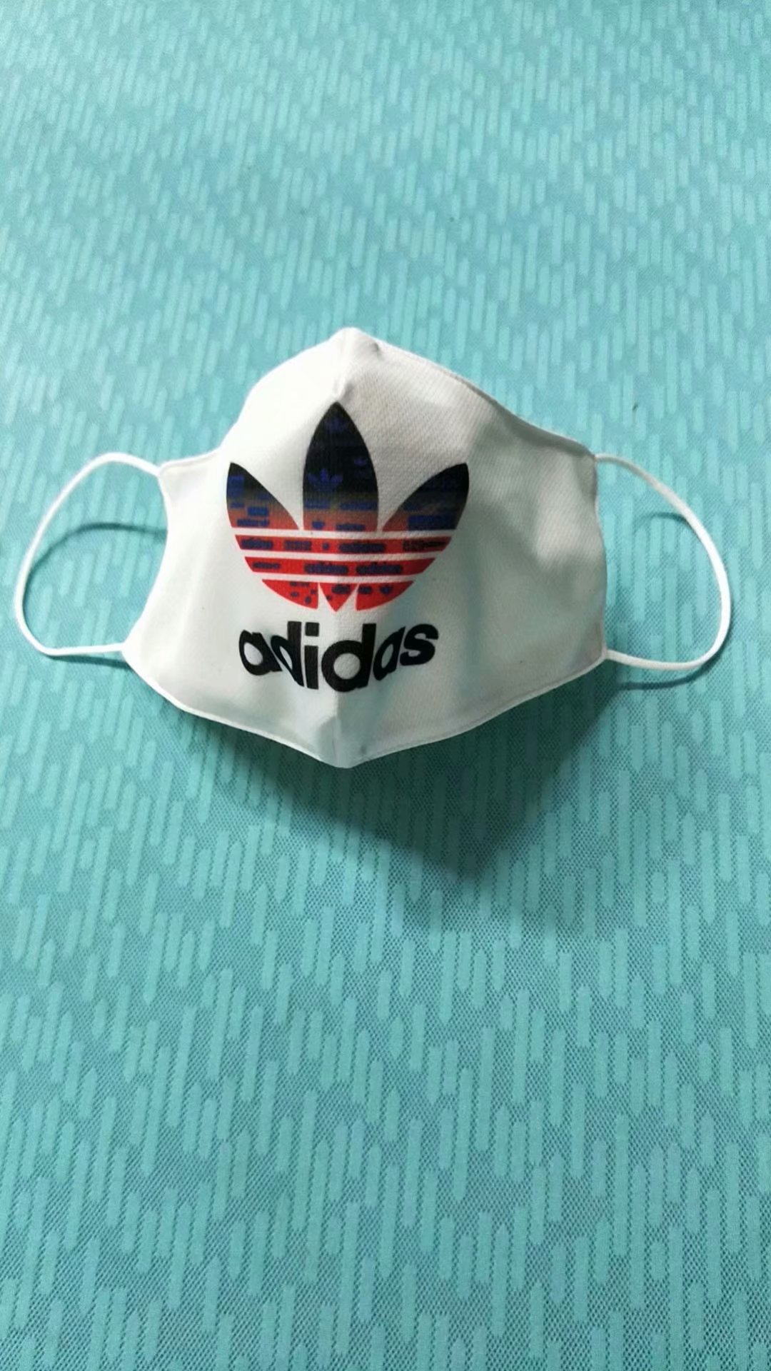 Soccer Cotton Mask-100