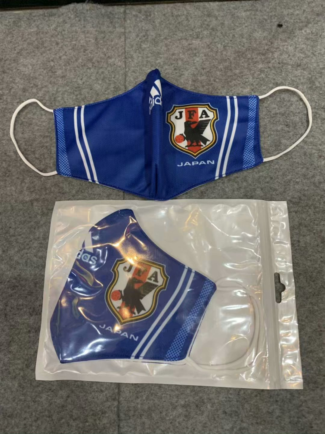 Soccer Cotton Mask-103
