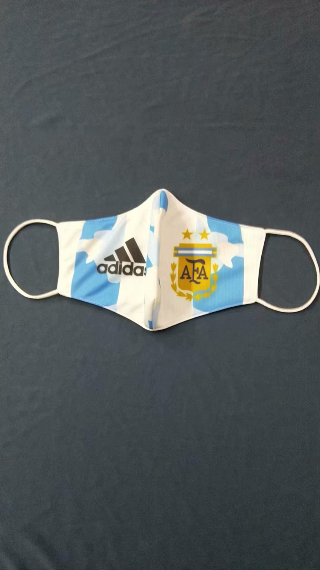 Soccer Cotton Mask-109