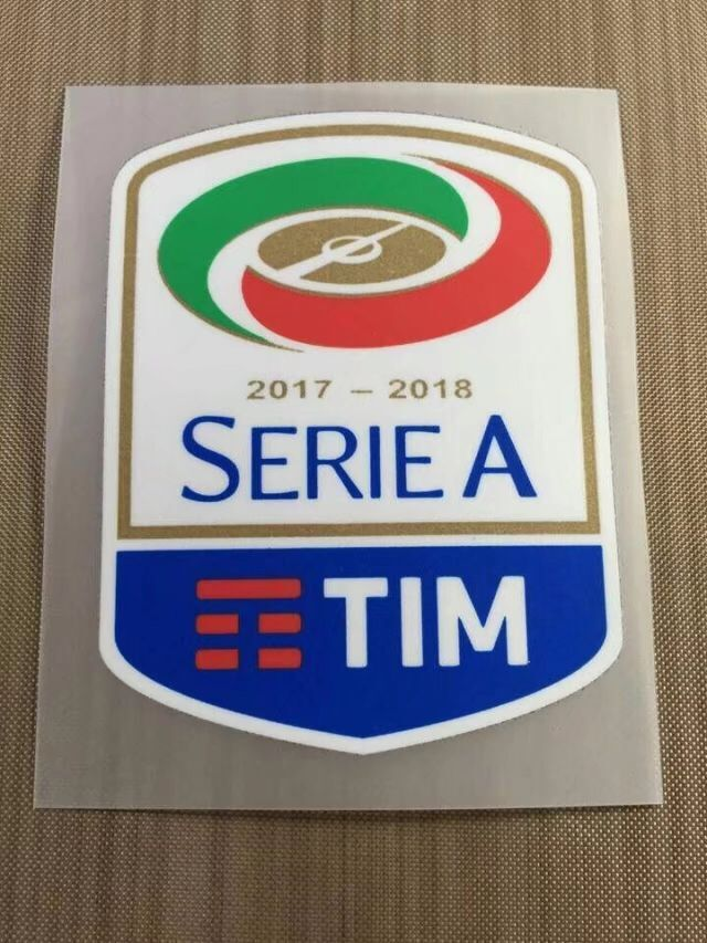 17/18 Serie A(Rubber)