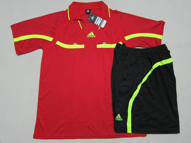 World Cup Adidas Referee Jersey-D